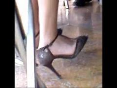 18+ sexual video category heels (208 sec). Aby 3.