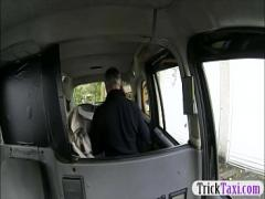 Cool hub video category blowjob (327 sec). Babe gets hairy pussy banged in the cab.