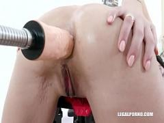 Free sensual video category anal (122 sec). Freya Dee wants african champagne IV491.