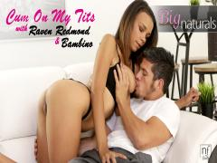 Cum On My Tits (Bambino,Raven Redmond)