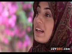 Full video link category interracial (407 sec). Innocent muslim girl takes massive black cock 48 81.