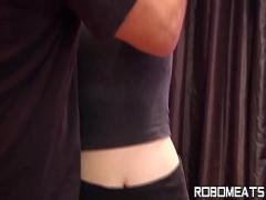 18+ romantic video category ass (1372 sec). Aria Alexander Robomeat Frozen Ex Gf.