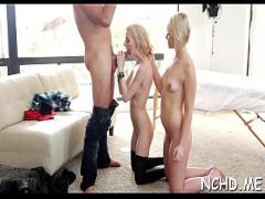 Cool sensual video category teen (318 sec). Lewd young girlie Skylar Green feels well on top.
