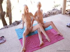Work Out Session -(Sierra Nevadah,Winter Marie)