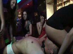 Cool porno category blowjob (319 sec). Sexy cfnm party hoes.