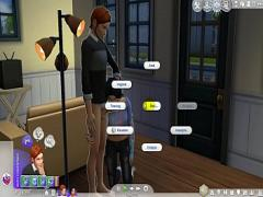 Sex romantic video category sexy (488 sec). The Sims 4 oral.